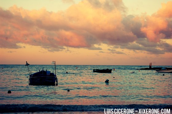 Atardeceres espectaculares en Puglia