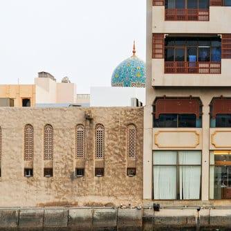 Mejores barrios para alojarse en Dubái - Bastakiya