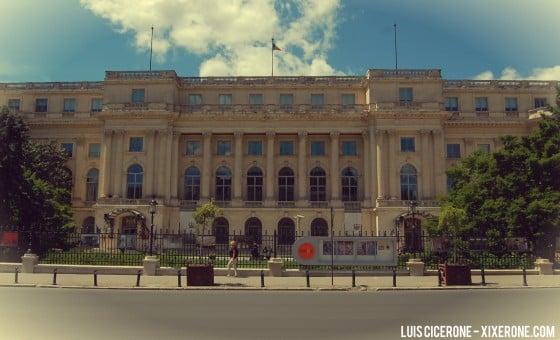 palacio real bucarest