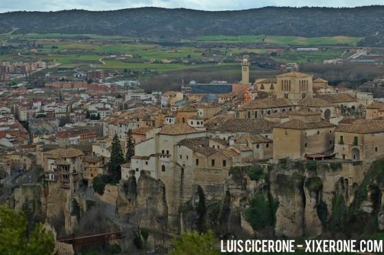 Skyline de Cuenca