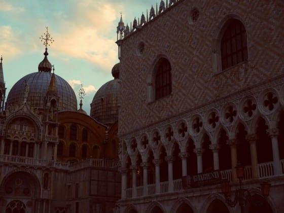 Palacio Ducal y Catedral de Venecia