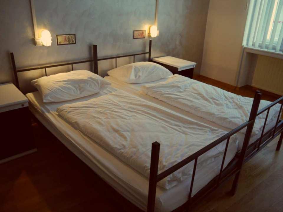 Habitación privada Tresor Hostel