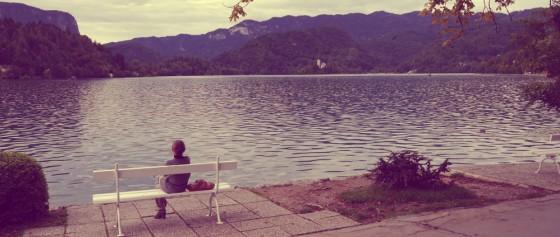 Paseo del Lago de Bled