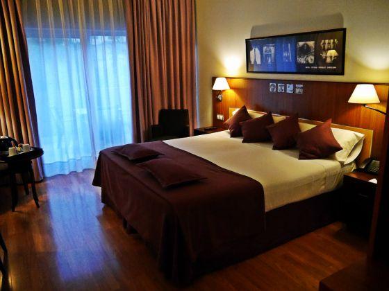 Habitación Hotel Roselló Evenia