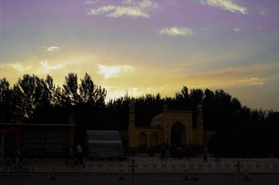 mezquita Kashgar
