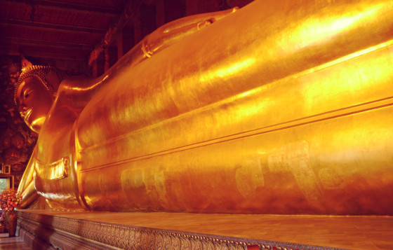 Buda Reclinado Wat Pho