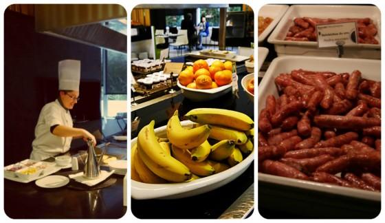 Desayuno Barceló Renacimiento
