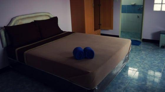 Habitación de hotel en Ayutthaya