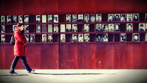 Memorial de las víctimas del Muro de Berlín
