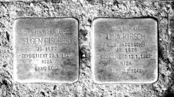 Memoriales de judíos deportados
