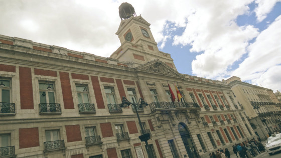 Antiguo Ministerio de la Gobernación