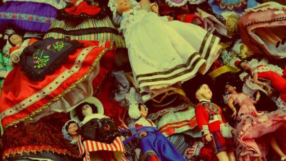 Muñecas de Les Puces