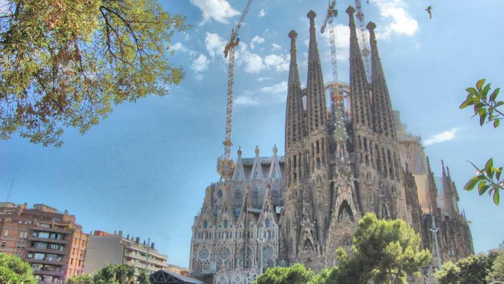 Mejores zonas para alojarse en Barcelona - Sagrada Familia
