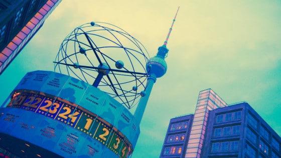 Fernsehturm de Berlín