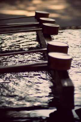 Agua templo
