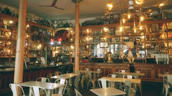 Café Galería de París - Oporto