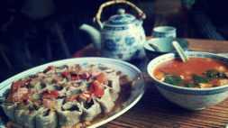 Oh, la auténtica comida china