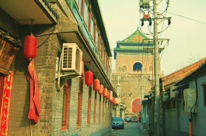 Torre de la Campana en Pekín