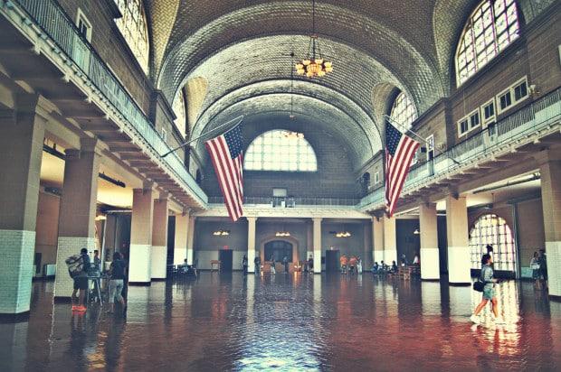 Ellis Island Museum, Interior