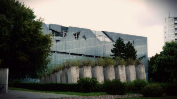 Museo Judío de Berlín - Exterior