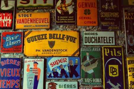 Placas vintage