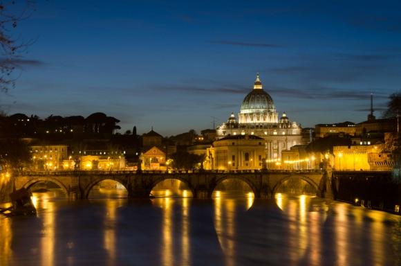 Vaticano y Ponte Sant'Angelo