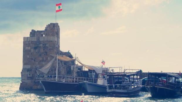 Byblos - Puerto