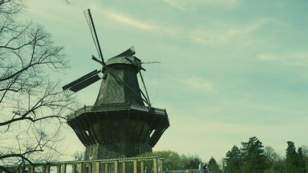 Molino de viento Potsdam