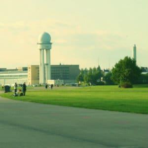 Alojarse en Tempelhof Berlín