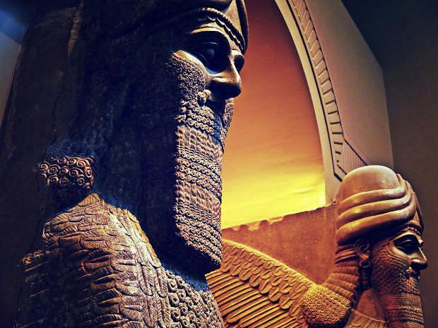 Arte mesopotámico - British Museum