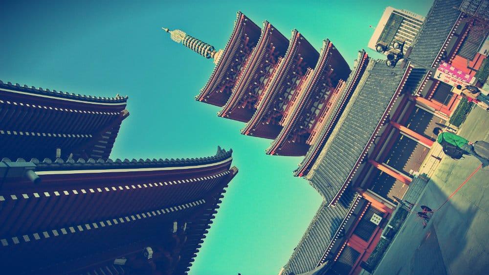 Templo Sensoji - Qué ver en Tokio