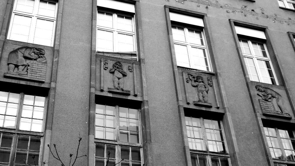 Ventanas años 50 - Leipzig