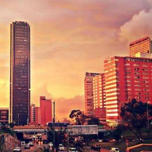 Centro Financiero - Mejores zonas donde alojarse en Bogotá