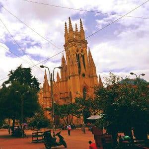 Dónde dormir en Bogotá - Chapinero