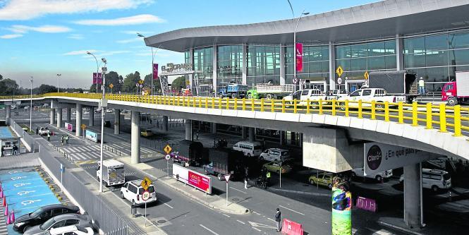 Dónde hospedarse en Bogotá - Cerca del Aeropuerto