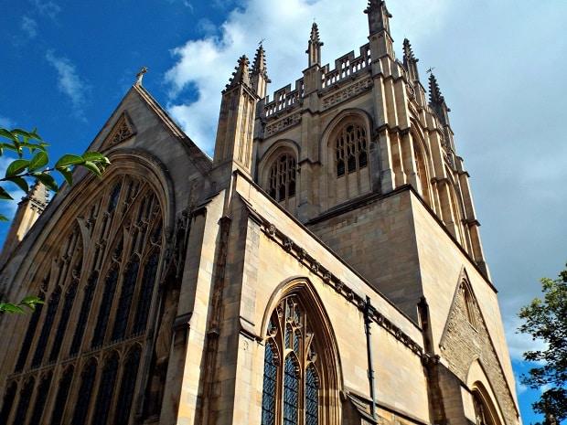 Merton College Church