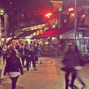 Zona recomendada para dormir en Bogotá - Zona Rosa