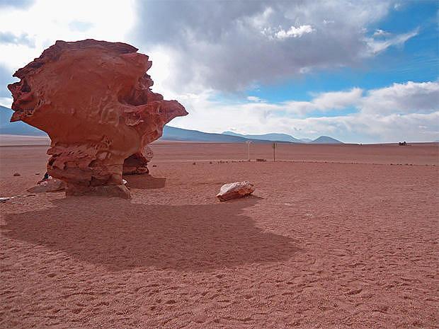 Desierto de Siloli