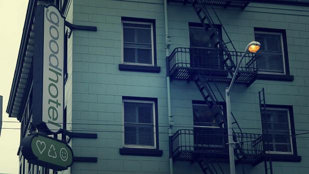 Good Hotel San Francisco - Exterior