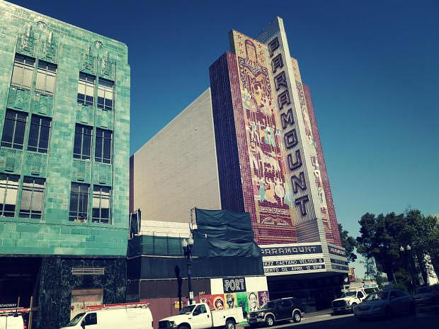 Paramount Theater - Oakland, California
