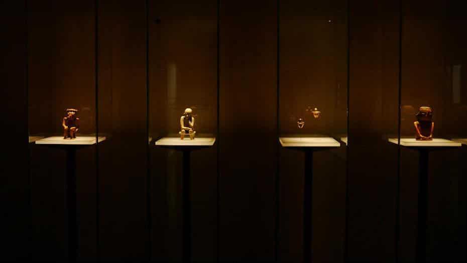 Museo del Oro - Exposición