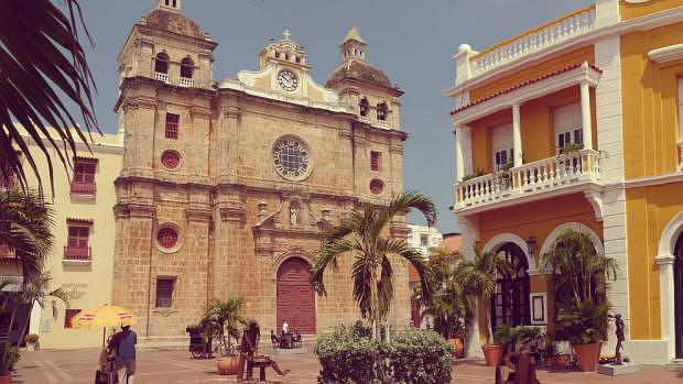 Paseo por Cartagena - Catedral