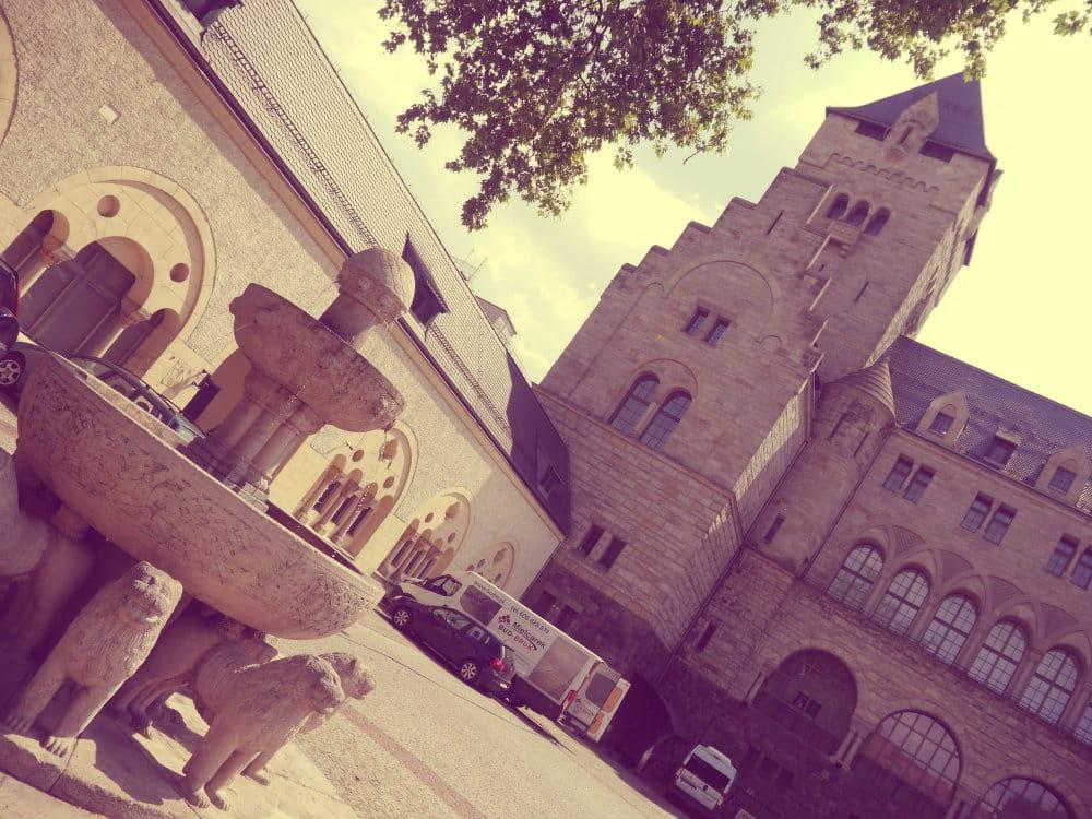 Antiguo Palacio Imperial de Poznan