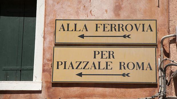 Dormir cerca de la estación de trenes de Venecia
