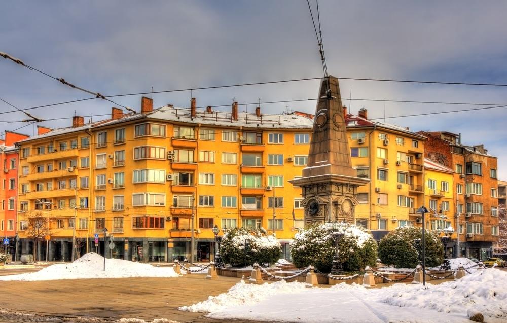 Monumento a Vasil Levski
