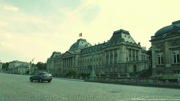 Palacio Real de Bélgica - Atracciones de Bruselas