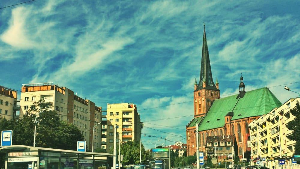 Catedral de Szczecin