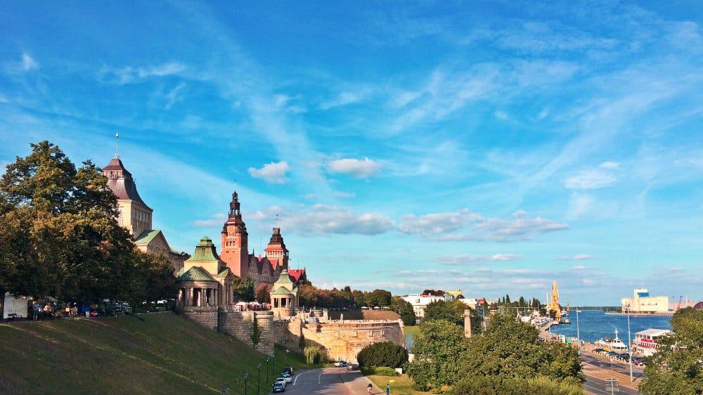 Waly Chrobrego Szczecin Polonia
