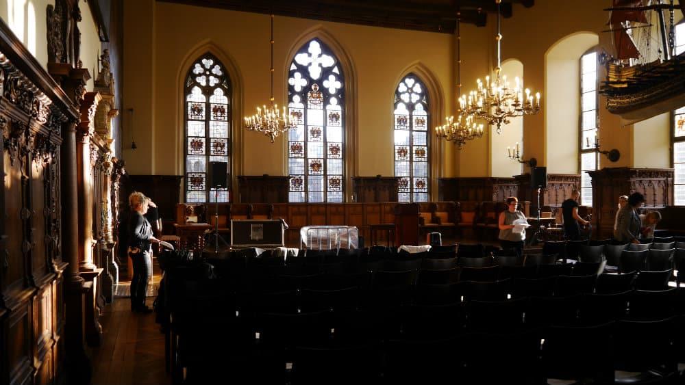 Ayuntamiento de Bremen - Salón de banquetes