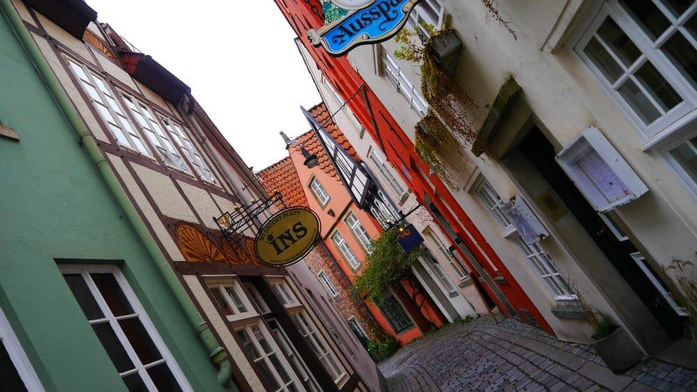 Qué ver en Bremen: Schnoor